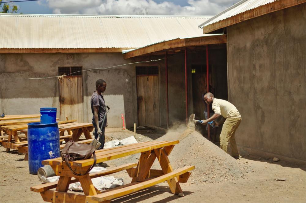 Mabogini Orphanage Constructions