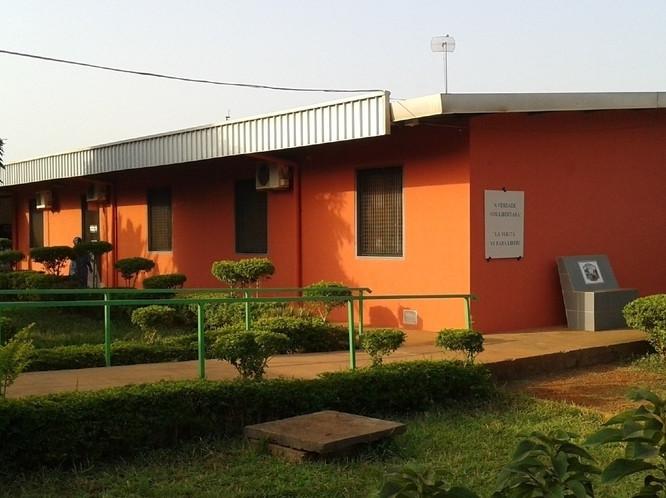 Madrugada Guinea Bissau Clinic
